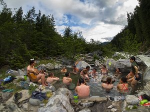 Meager Creek Hot Springs