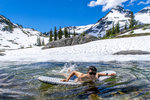 Swimming_on_thermarest