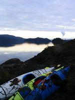 Kayak at Dawn