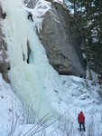 A climb called Icy BC