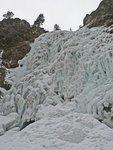 The Base of Honeyman Falls