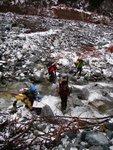 Crossing Roe Creek