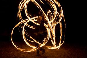 Skaha Fire Dance