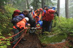 SAR Rescue from Unnecessary Mountain 1