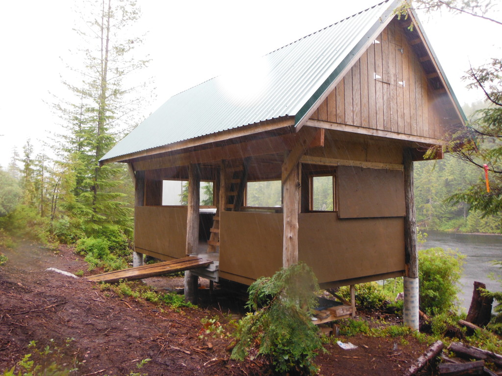 Elk Lake Hut