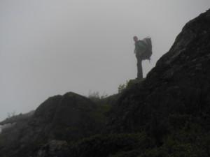 Laurent in the Fog