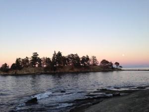 Moonrise at Dionisio