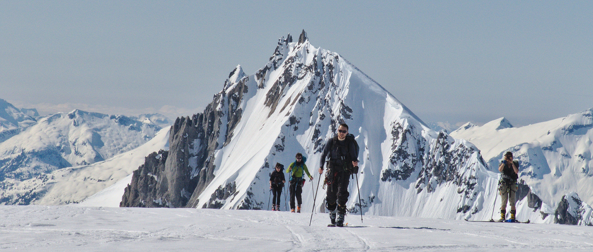 Powder Mountain Horseshoe - Clemens