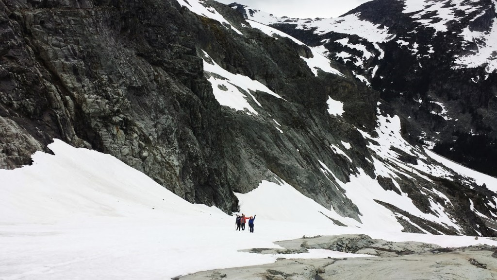 On the way to glacier, photo by Alannah