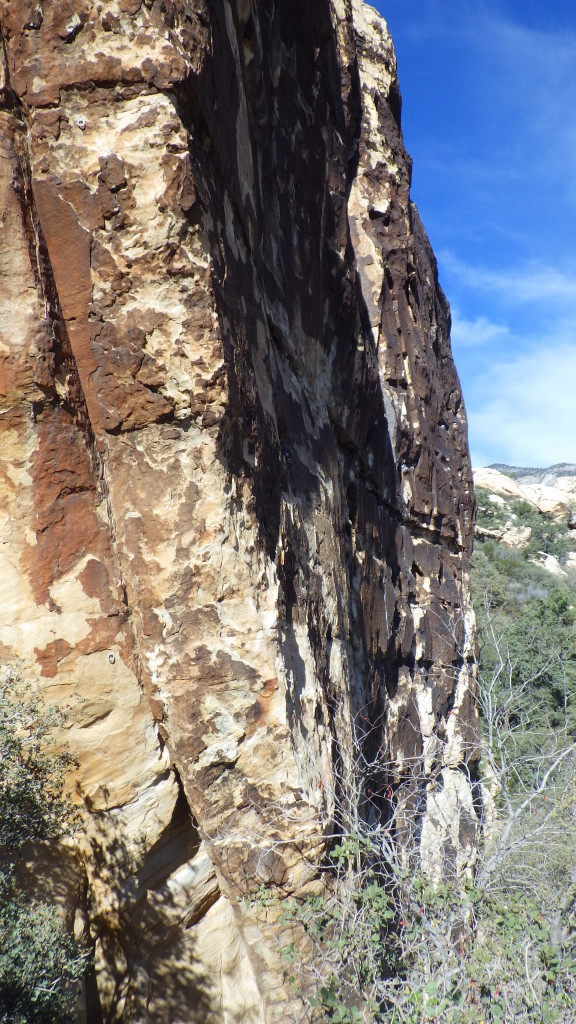 Ragged Edges, two pitch 5.8
