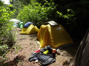 trail builder tents