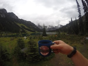 Morning brew with a view, by Eric Wilson
