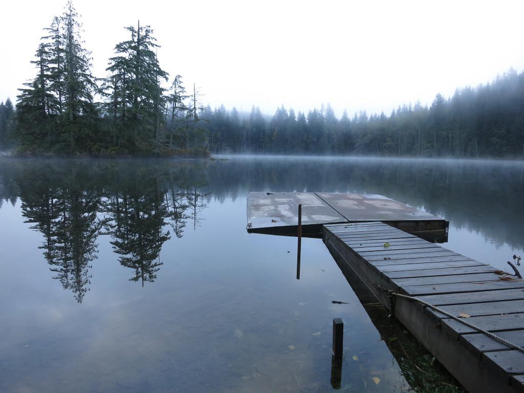 Luxury swimming dock - Kissinger Lake. Photo by Alberto Contreras.
