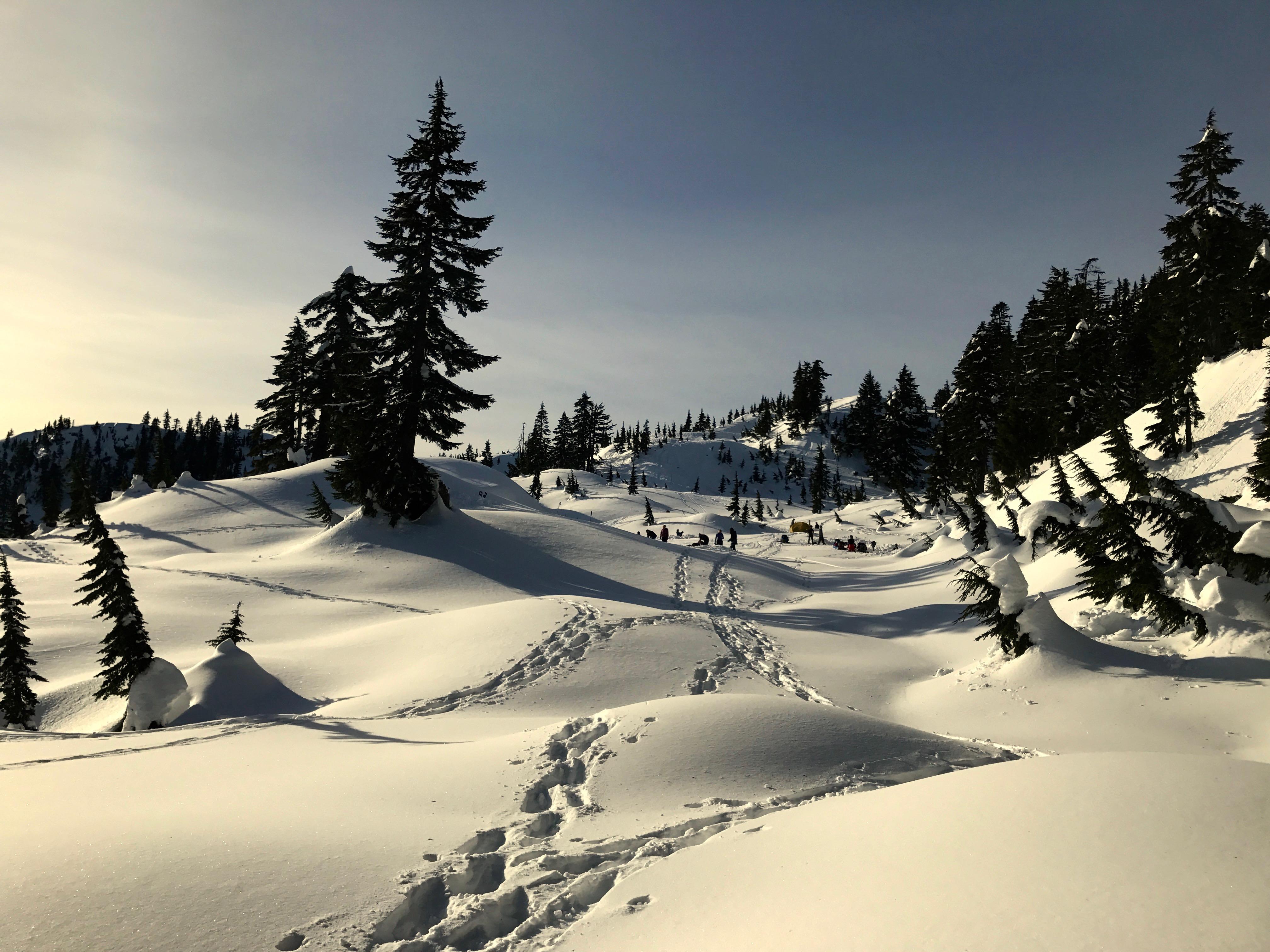 Winter Longhike - Snowcaves