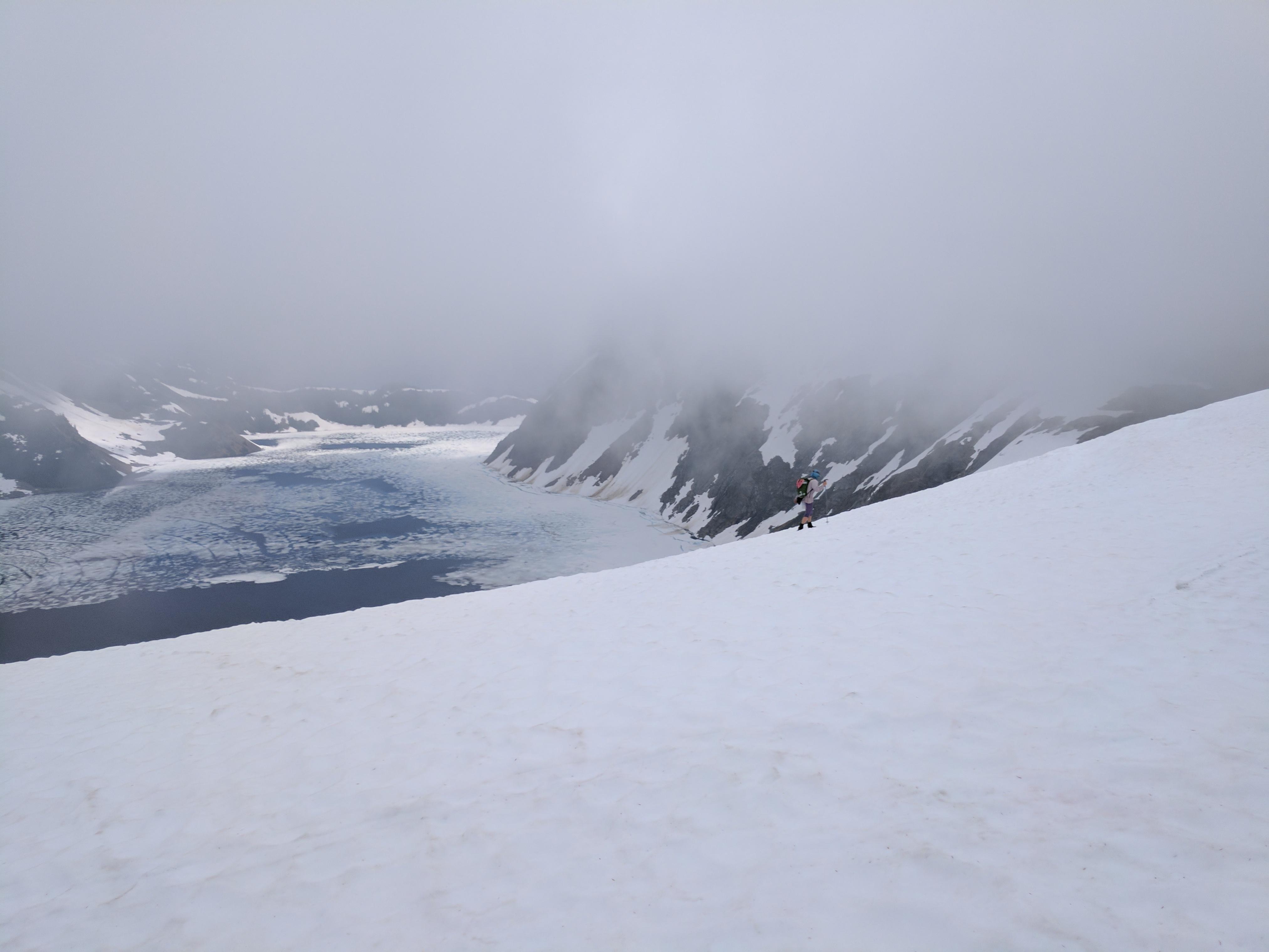 Lena over Tundra
