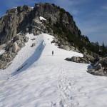 Towards Gibson Peak