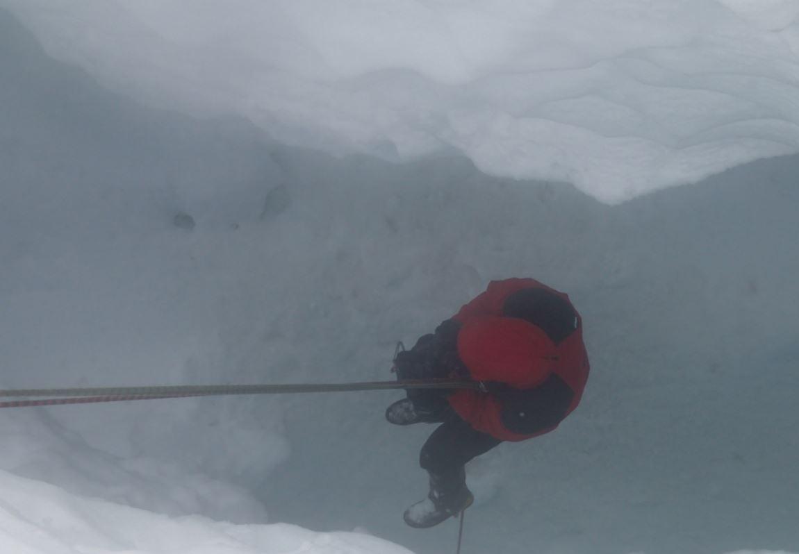 13. Awaiting rescue (Matt)