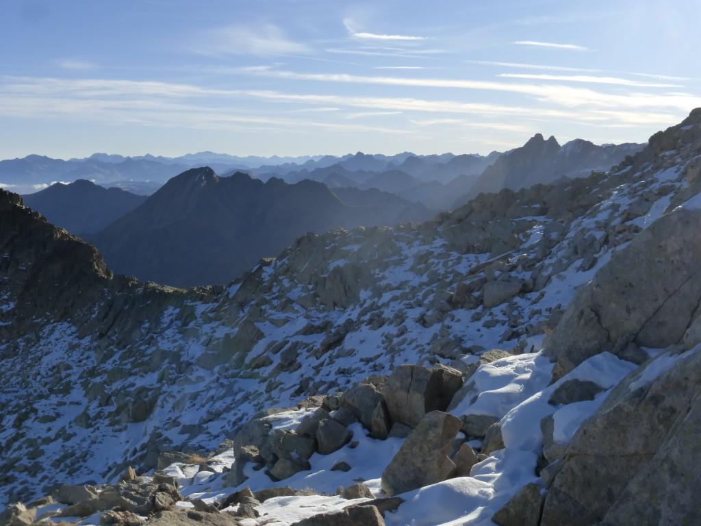 2800 m nearing Portillon Alto (Aneto)