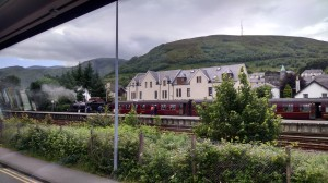 The Hogwarts Express, Fort William