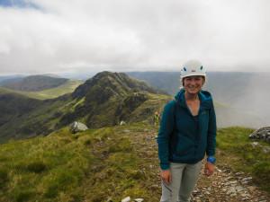 Aonach Eagach Ridge