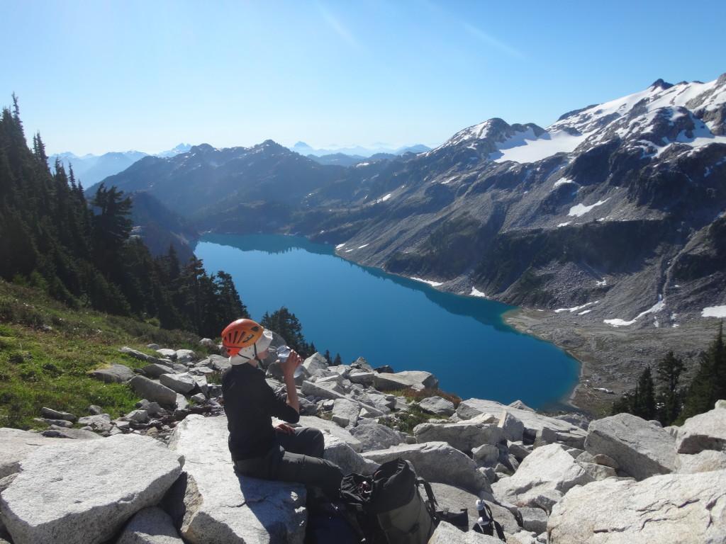 Pinecone Lake and Cassandra