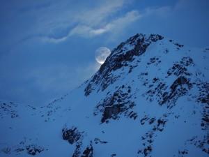 Full moon. Photo: Verena Engel