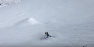 Snow sliding (VOC trip report)