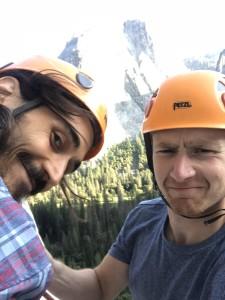 Fun descent ahead. A. Babaian & A. Chapman