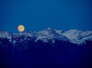 Moonrise Photo Cred: Erica Haugland
