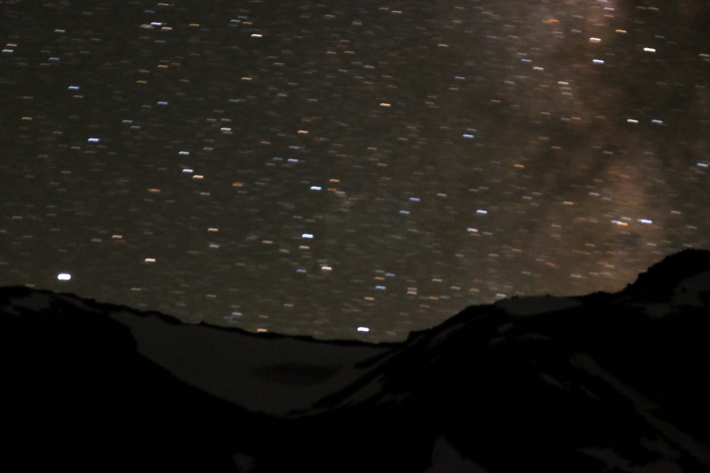 Milky Way. PC Elliott Skierszkan.