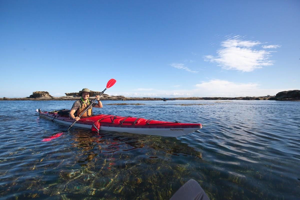 Ayemin near Saturna Island - Alex Wharton