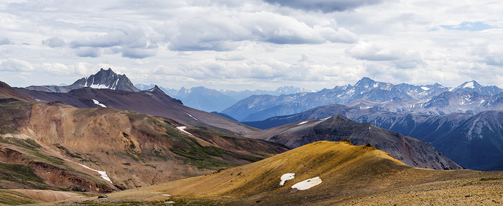 South Chilcotin Panorama