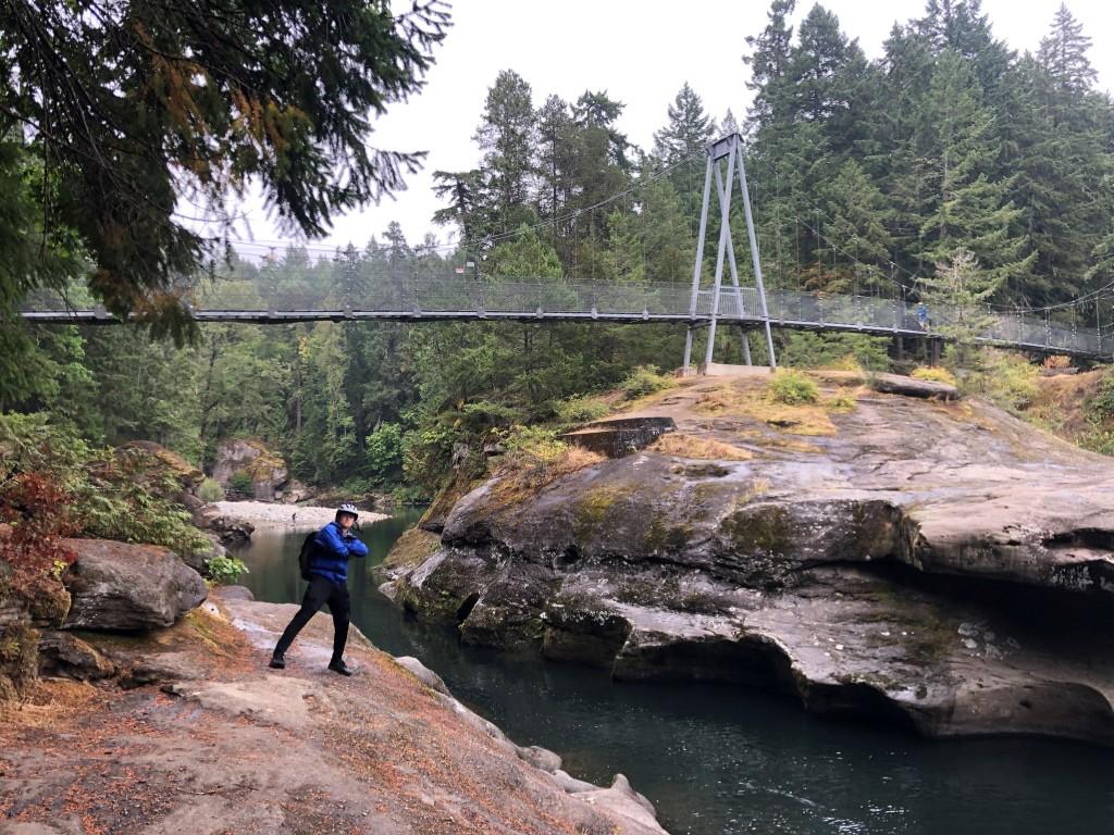 Top Bridge (Photo by Isaac)
