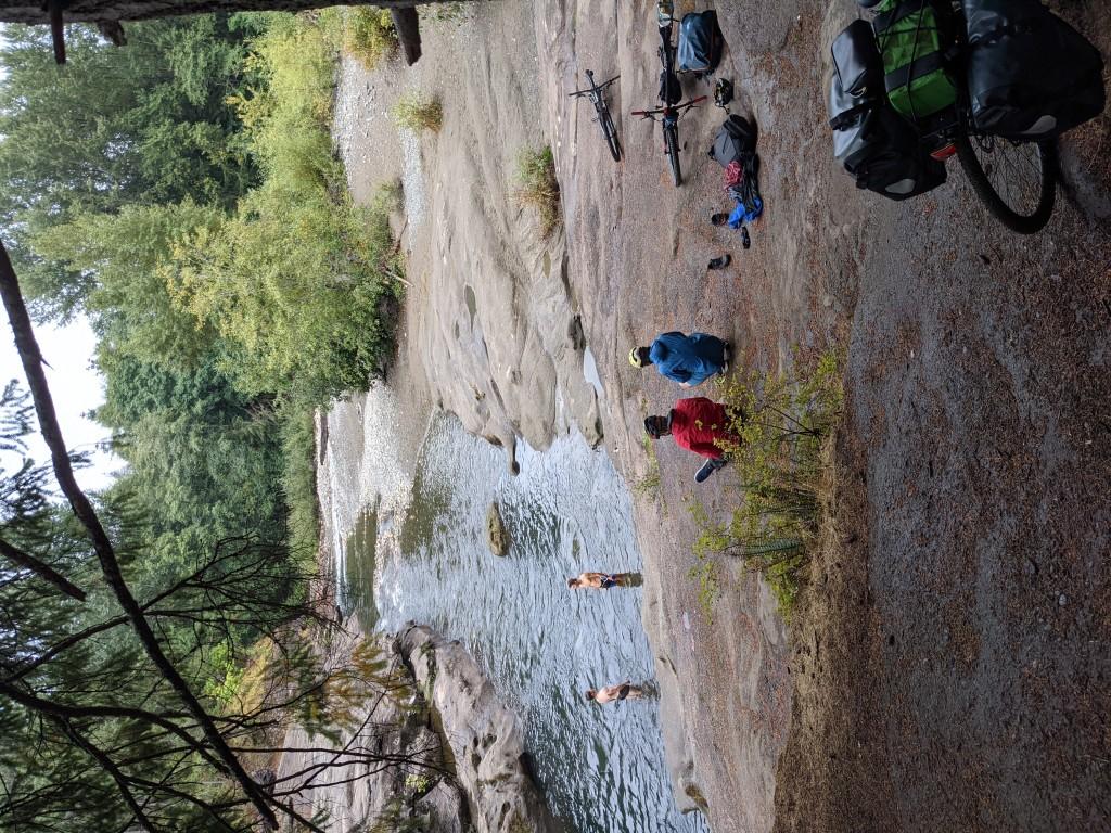 Protip: Top Bridge Regional Park is a great spot for a snack break or a quick swim