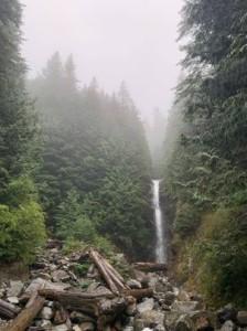 It was a very nice waterfall